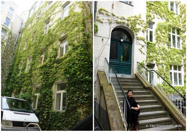 berlin apartment courtyards