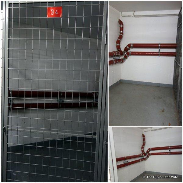 berlin flats apartments- keller cellar
