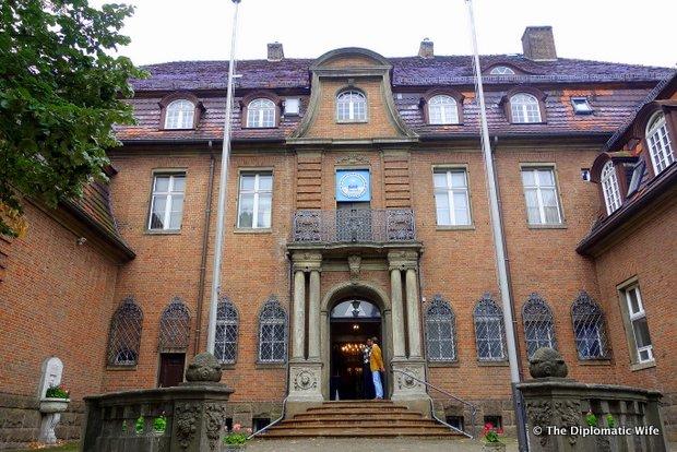 BERLIN FINDS: Freemasons Grand Landlodge