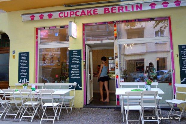 BERLIN BITES: Cupcake Berlin
