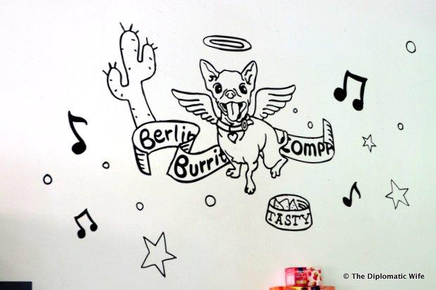 BERLIN BITES: Berlin Burrito Company