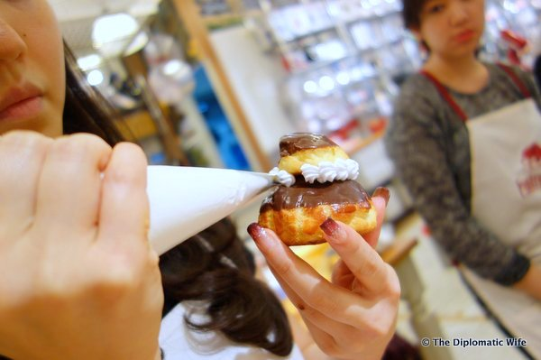 Pantry Magic Jakarta Choux French Pastry Cooking Class-012