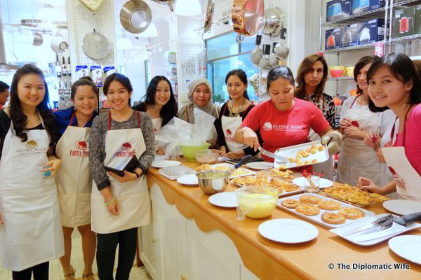 Pantry Magic Jakarta Choux French Pastry Cooking Class-015