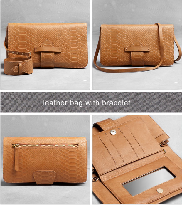 and-other-stories-leather-bag-with-bracelet