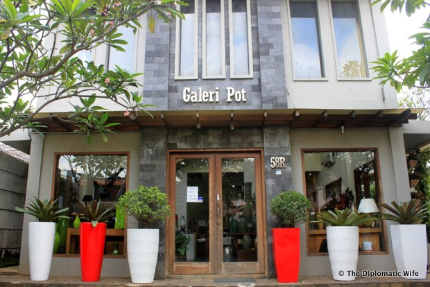 Affordable Decor at Galeri Pot Jakarta