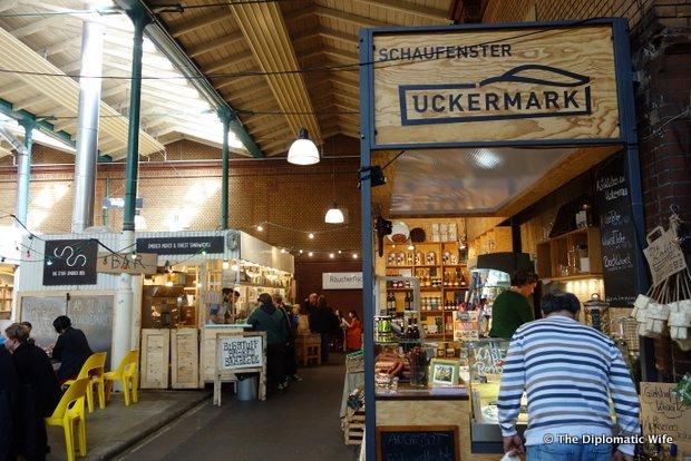 BERLIN BITES:  Markthalle Neun