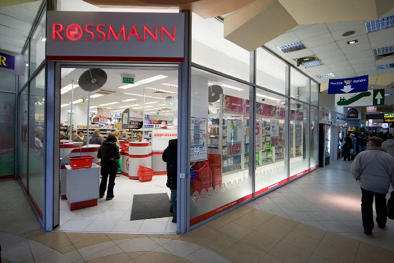 Toiletry Shopping in Jakarta and Berlin