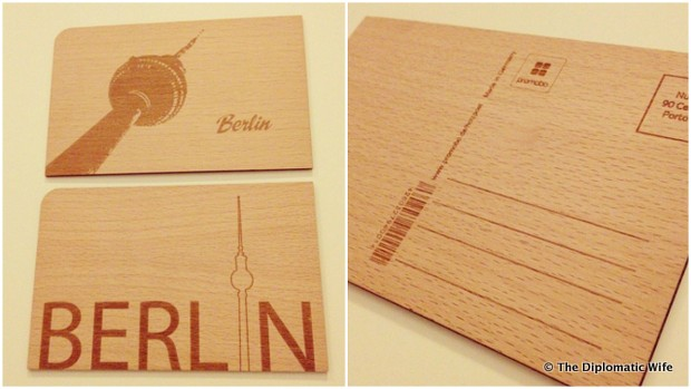 1-wooden postcards berlin