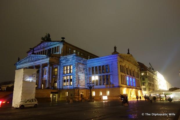 Berlin Festival of Lights Konzerthaus