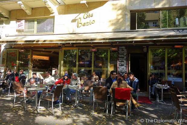 BERLIN BITES: Cafe Berio Brunch