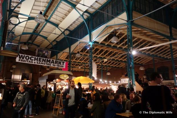 BERLIN BITES: Street Food Thursdays