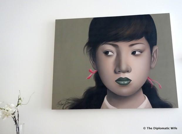 Naka Bali Painting