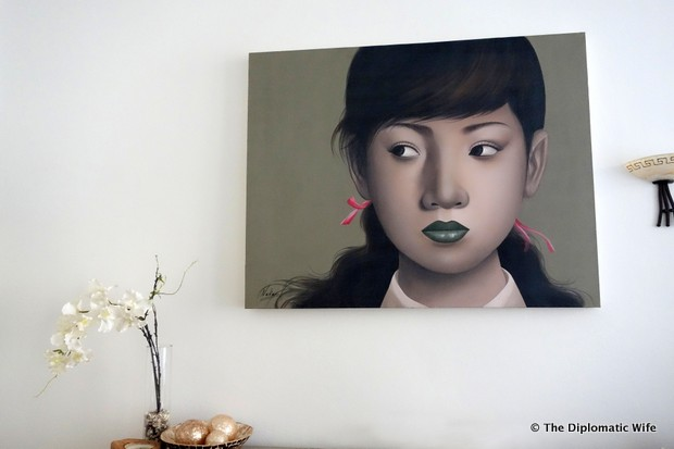 neke painting art