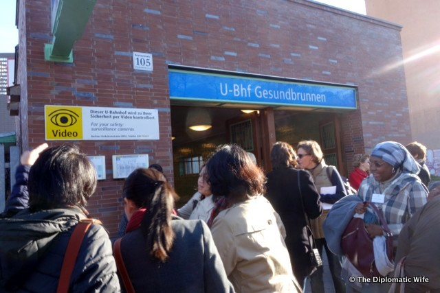 thediplomaticwife berlin underground tour wib