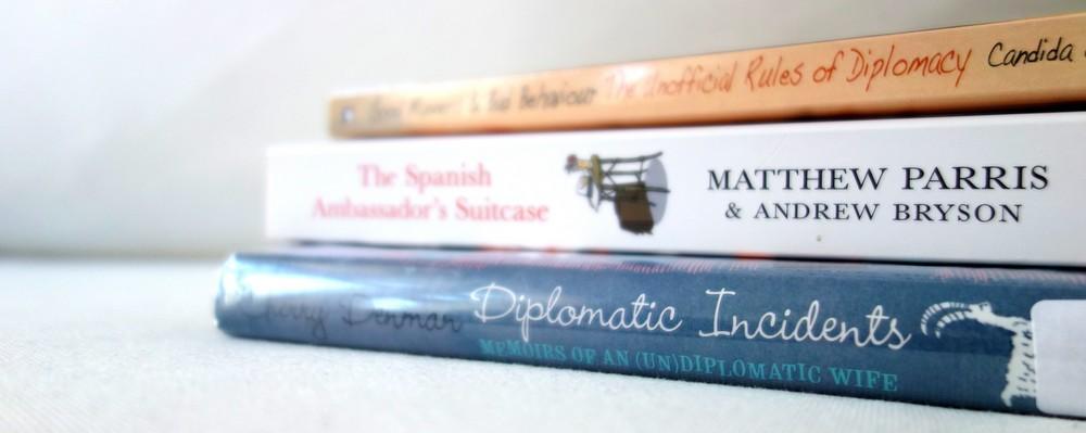 Books written by Diplomats