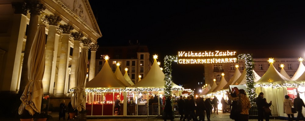 BERLIN BITES: Gendarmenmarkt Christmas Market