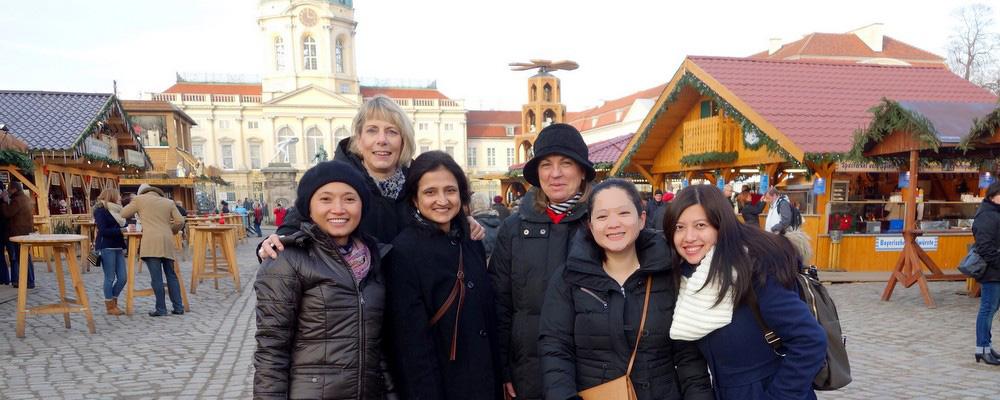 BERLIN BITES: Schloss Charlottenburg Christmas Market