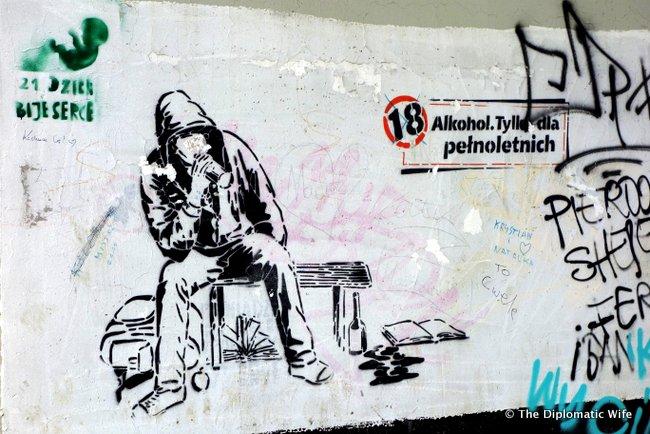 Stettin Graffiti