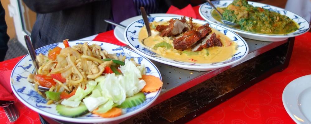 BERLIN BITES: Buddha Haus Tibetan-Nepalese Food
