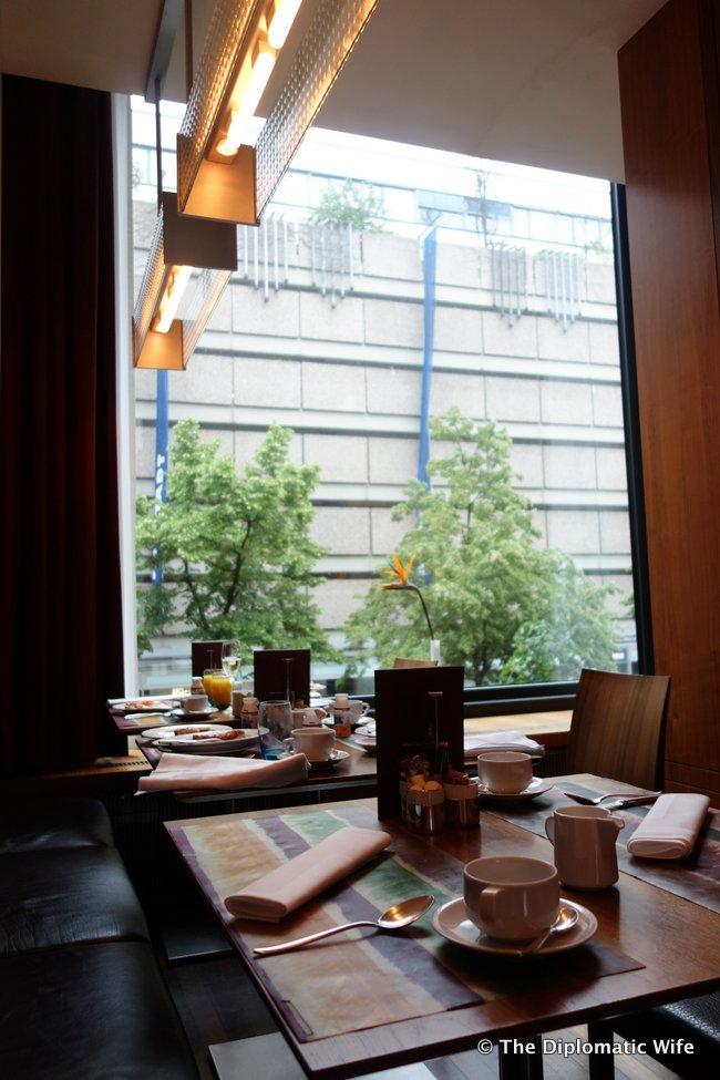 concorde hotel berlin breakfast buffet
