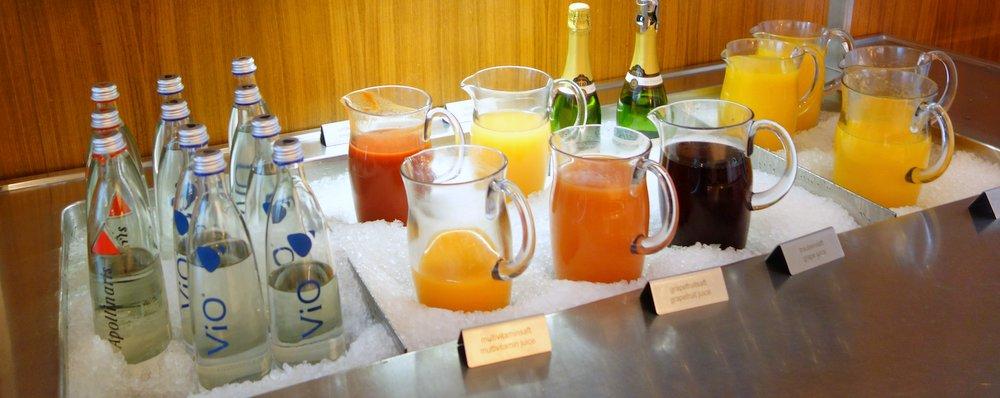 BERLIN BITES: Concorde Hotel Breakfast