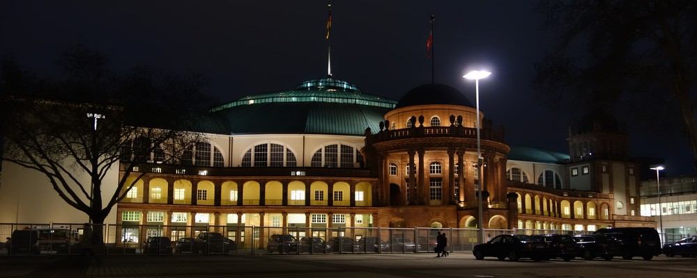 TRAVEL DIARIES: 4 Days in Frankfurt