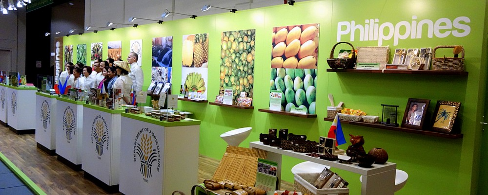 Philippine Booth at Green Week