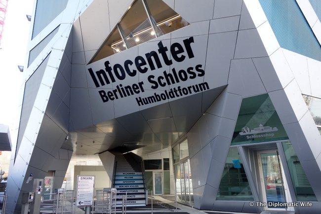 berlin palace infocenter humbolt box