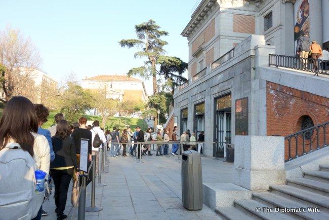 museo del prado free entry madrid