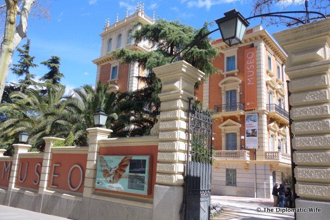museo lazaro galdiano free entrance