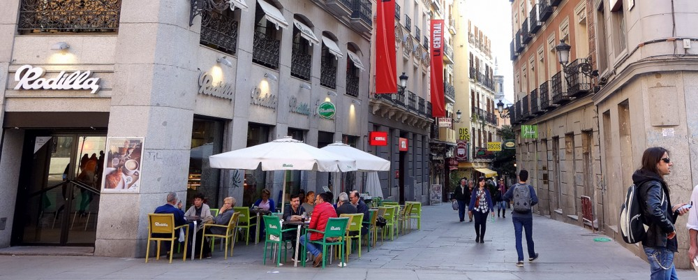 MADRID BITES: Rodilla Sandwiches