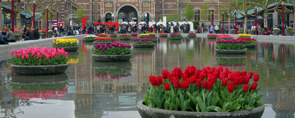 TRAVEL DIARIES: Amsterdam Transport, Tickets and Hotel