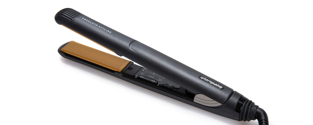 GlamPalm Hair Iron Review