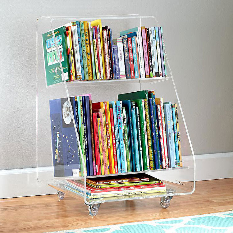 Now-You-See-Acrylic-Book-Cart