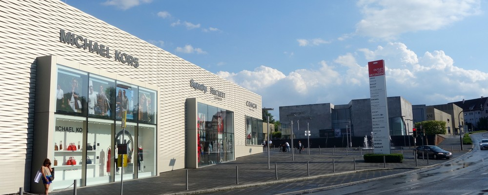 TRAVEL DIARIES: Metzingen Outlet City