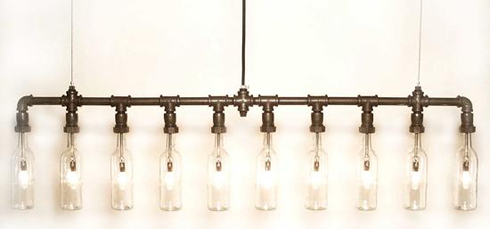 beer-bottle-chandelier