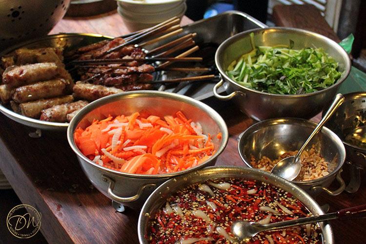 HCMC-food