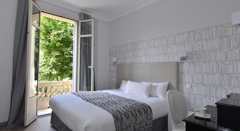 Hotel La Villa Nice Victor Hugo 1