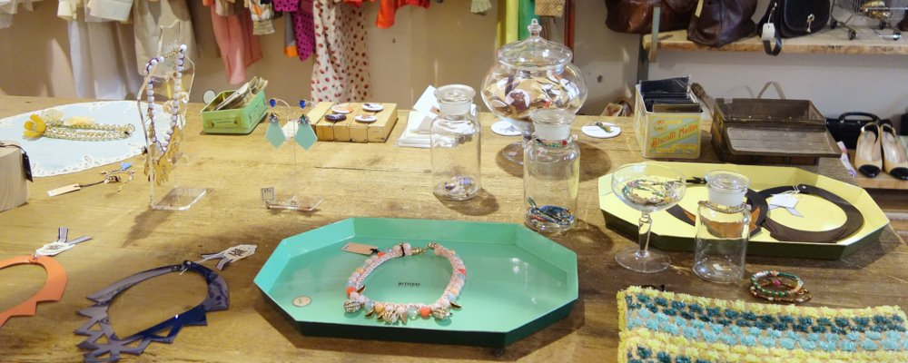 Florence's Quirky Vintage Boutique Nadine