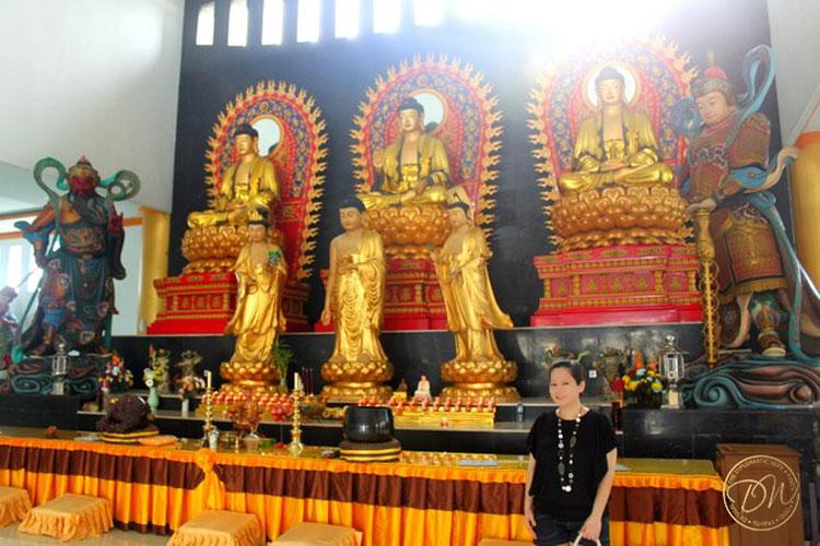 medan cemara asri buddhist centre -019
