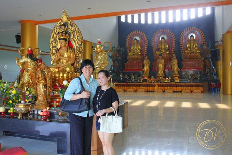 medan cemara asri buddhist centre -021
