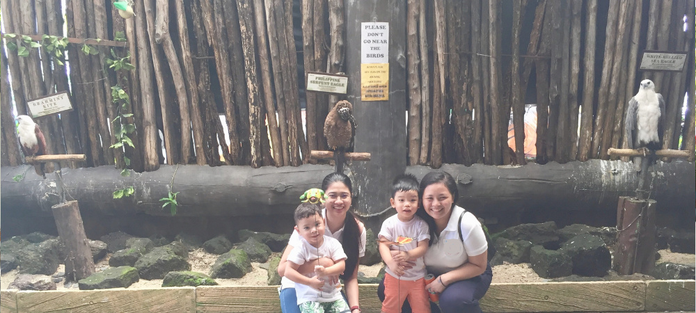 Ark Avilon Zoo in Pasig