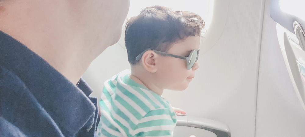 Traveling via Cebu Pacific to Fukuoka with a PWD & a Toddler
