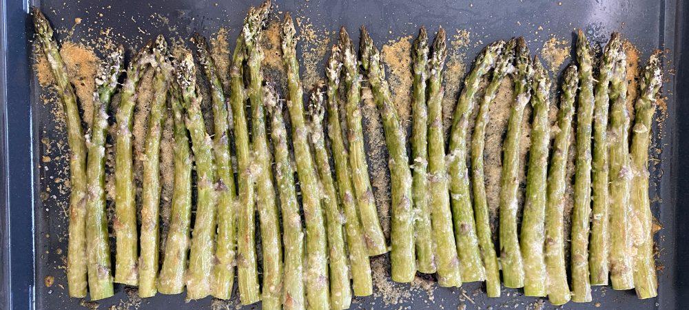 Simple & Yummy Asparagus Recipe